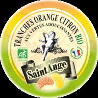 Saint-Ange Bio Pastilles Orange citron Boite métal/50g à JOUE-LES-TOURS