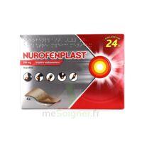 NUROFENPLAST 200 mg Emplâtre médic 4Sach à JOUE-LES-TOURS