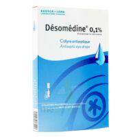 DESOMEDINE 0,1 % Collyre sol 10Fl/0,6ml à JOUE-LES-TOURS