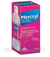 Mercryl Solution Pour Application Cutanée Moussante Blanc Fl/300ml à JOUE-LES-TOURS