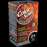 COLOR&SOIN Kit coloration permanente 2A brun azuré à JOUE-LES-TOURS