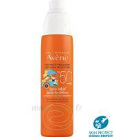 Avène Eau Thermale Solaire Spray Enfant 50+ 200ml à JOUE-LES-TOURS