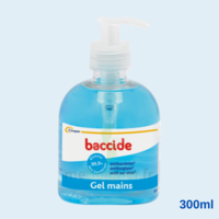 Baccide Gel Mains Désinfectant Sans Rinçage 300ml à JOUE-LES-TOURS