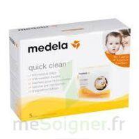 MEDELA QUICK CLEAN, bt 5 à JOUE-LES-TOURS