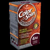 Color&soin Kit Coloration Permanente 4m Châtain Acajou à JOUE-LES-TOURS