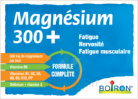 Boiron Magnésium 300+ Comprimés B/80 à JOUE-LES-TOURS
