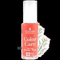 Poderm Vernis Color Care 273 Rose Corail Fl/8ml à JOUE-LES-TOURS
