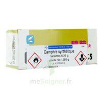 Cooper Camphre Tablettes 250g à JOUE-LES-TOURS
