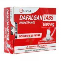 Dafalgantabs 1 G Cpr Pell Plq/8 à JOUE-LES-TOURS