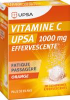 Vitamine C Upsa Effervescente 1000 Mg, Comprimé Effervescent à JOUE-LES-TOURS