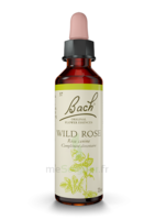 Fleurs de Bach® Original Wild Rose - 20 ml à JOUE-LES-TOURS