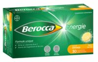 BEROCCA ENERGIE Comprimés effervescents orange B/30 à JOUE-LES-TOURS
