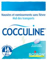 Boiron Cocculine Comprimés orodispersibles B/40 à JOUE-LES-TOURS